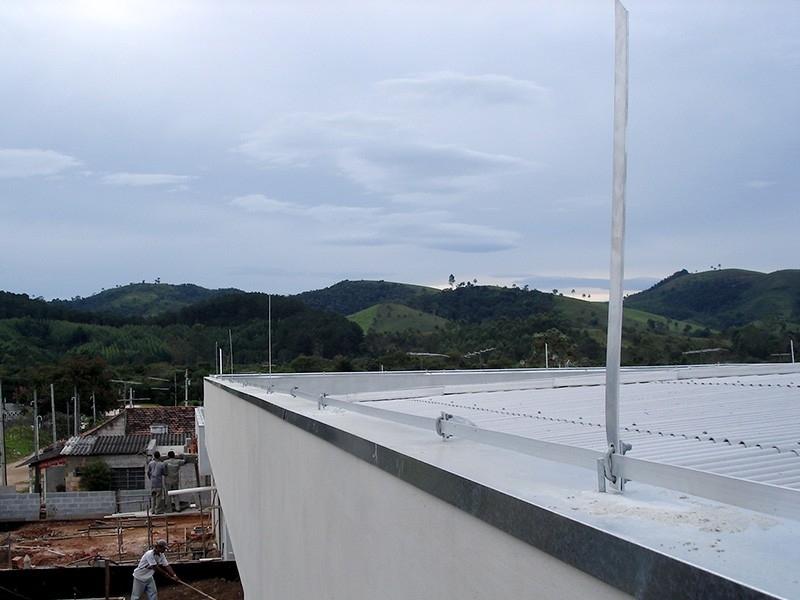 Aterramentos Spda Estrutural Vila Dalila - Projeto de Aterramento Spda