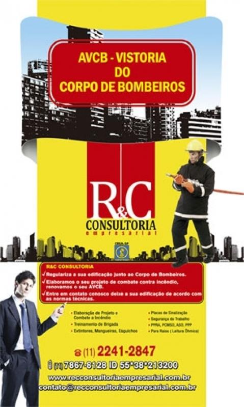 Emissão de AVCB para Condomínios Comerciais - R & C Consultoria Empresarial