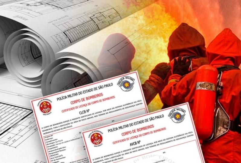 Empresa Que Faz Laudo Avcb Bombeiro Embu Guaçú - Laudo Bombeiro Avcb
