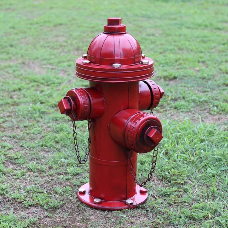 Hidrante de Incêndio - R & C Consultoria Empresarial