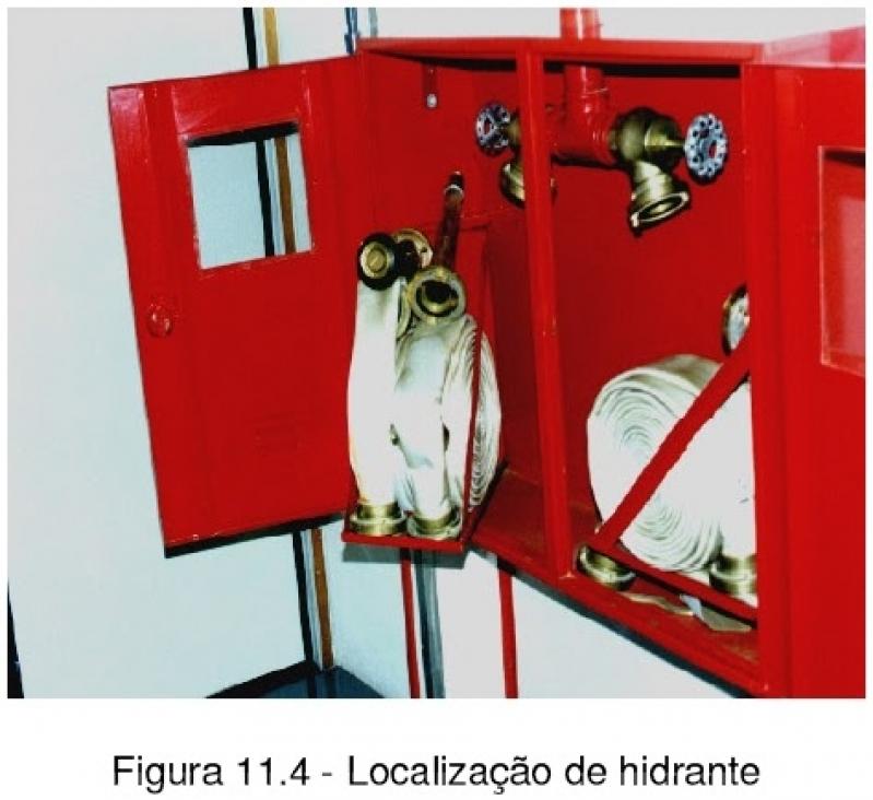 Hidrante de Parede - R & C Consultoria Empresarial