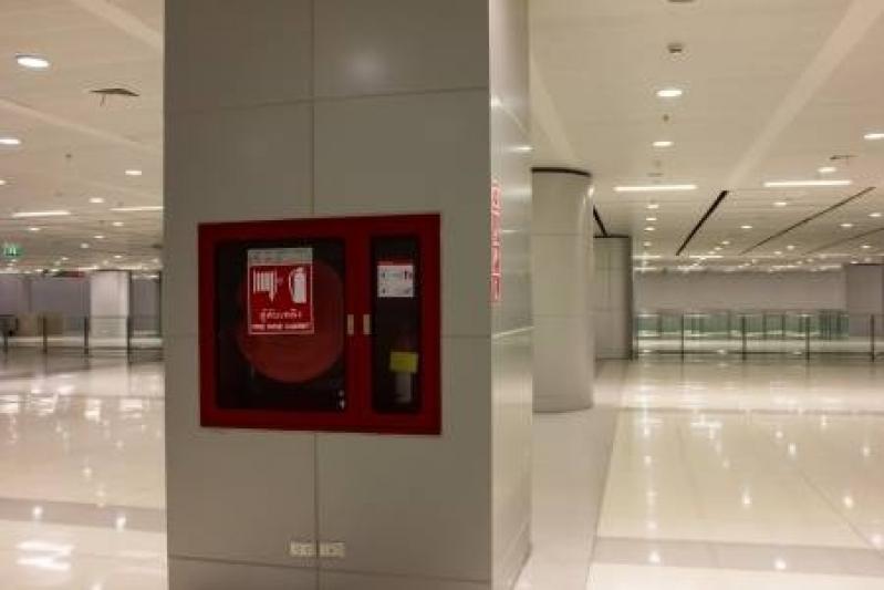 Hidrante de Prédio - R & C Consultoria Empresarial