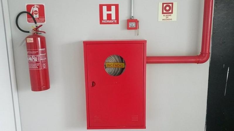 Hidrante para Edifícios - R & C Consultoria Empresarial