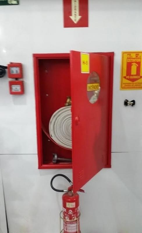 Hidrante Predial - R & C Consultoria Empresarial