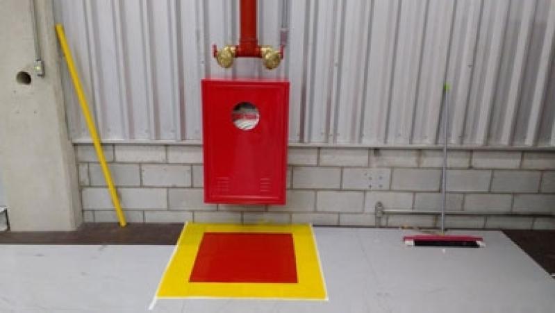 Hidrantes Industriais - R & C Consultoria Empresarial