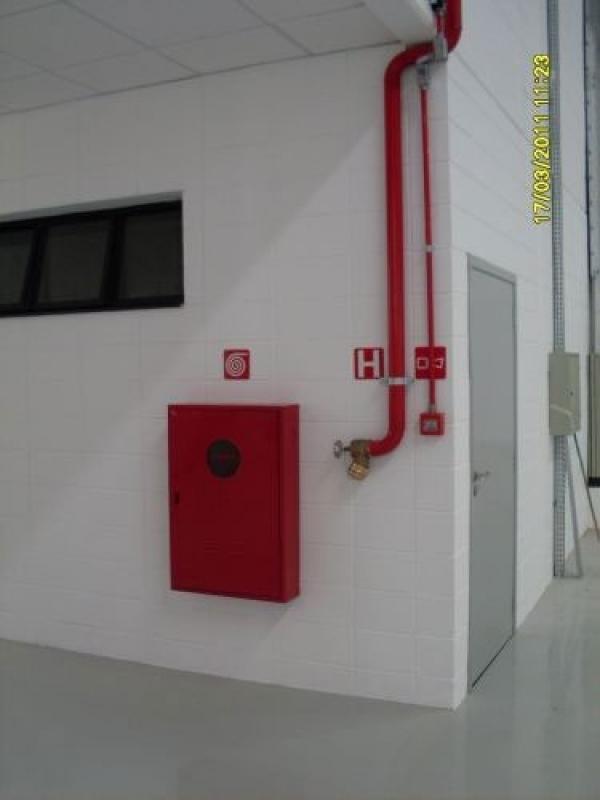 Hidrantes Internos - R & C Consultoria Empresarial
