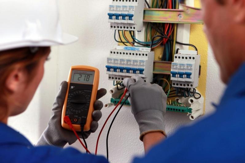 Instalação Elétrica Predial - R & C Consultoria Empresarial