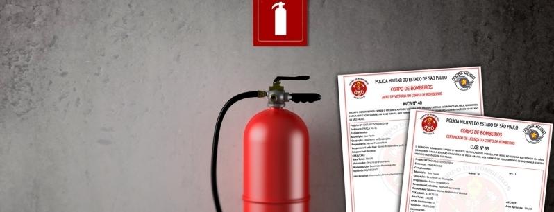 Laudo para Avcb Bombeiros - R & C Consultoria Empresarial