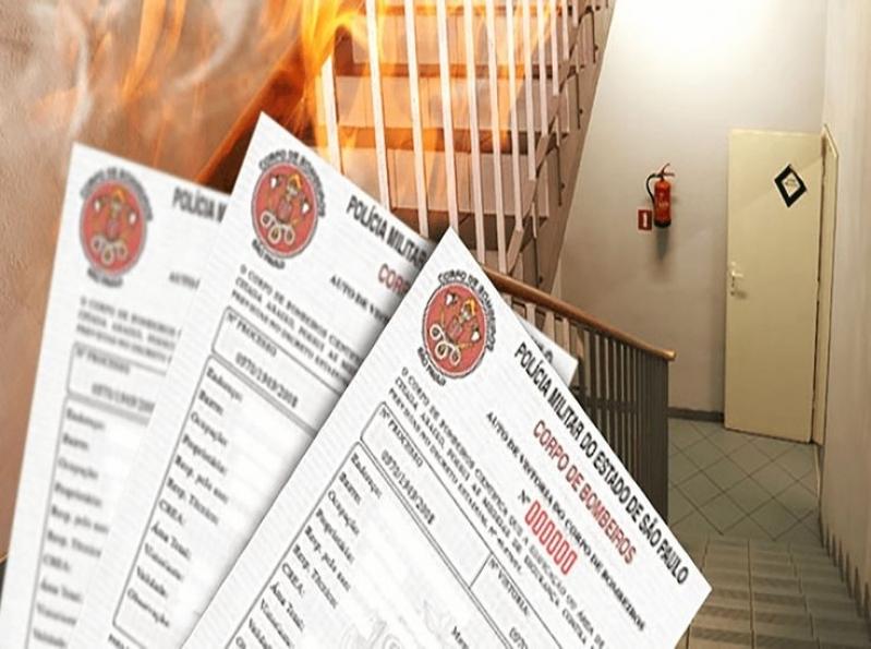 Laudo Técnico Renovação Avcb Ribeirão Pires - Avcb do Corpo de Bombeiros