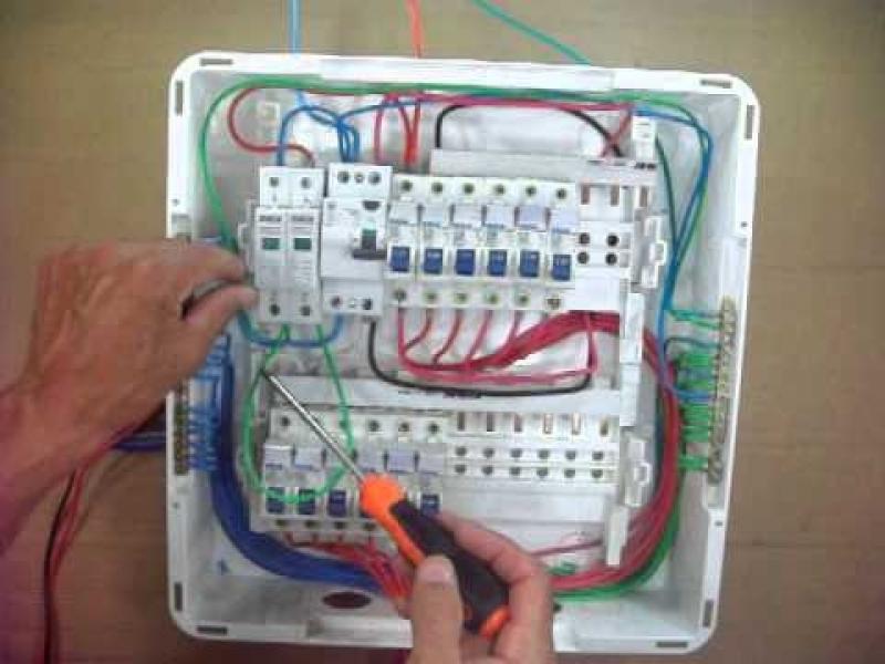 Manutenção de Instalação Elétrica Comercial - R & C Consultoria Empresarial