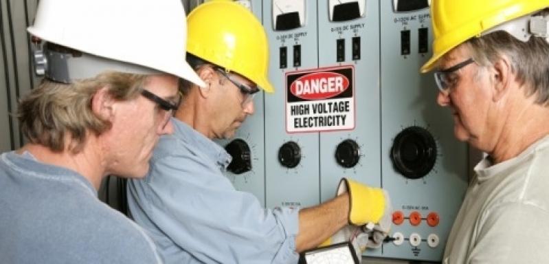 Manutenção de Instalação Elétricas Alta Tensão - R & C Consultoria Empresarial