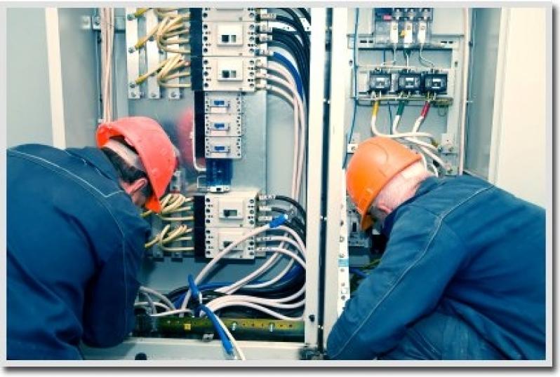 Manutenção de Instalação Elétricas Industriais - R & C Consultoria Empresarial