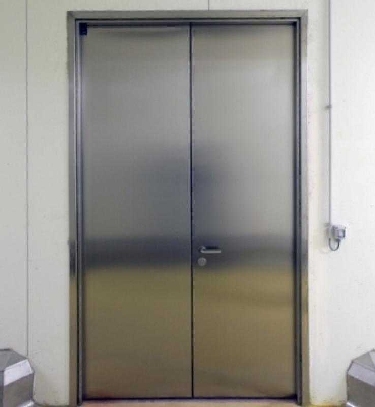 Onde Encontrar Porta Corta Fogo de Alumínio Parelheiros - Manutenção de Porta Corta Fogo