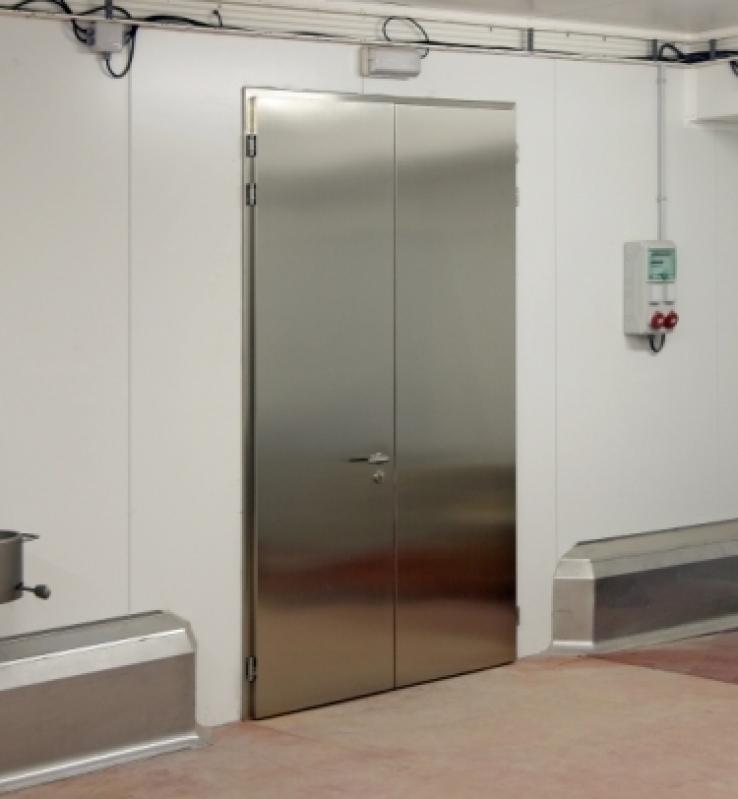 Onde Encontro Porta Corta Fogo de Alumínio Juquitiba - Porta Corta Fogo Dupla