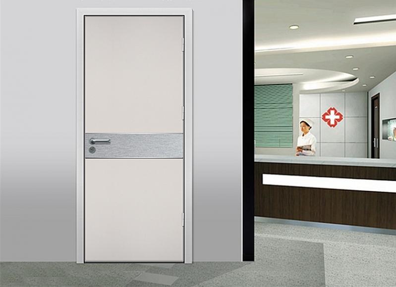 Porta Corta Fogo de Alumínio Pinheiros - Porta Corta Fogo de Alumínio
