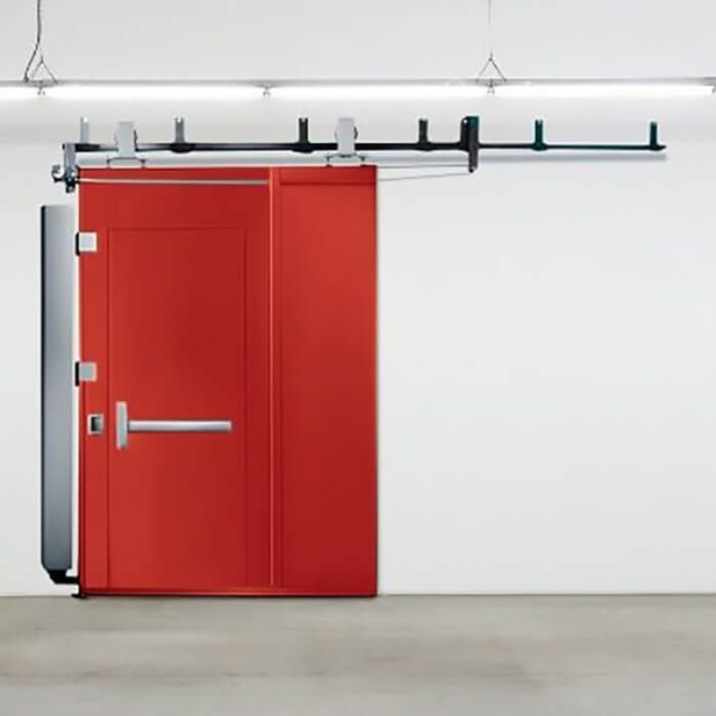 Porta Corta Fogo Industrial Preço Jardins - Porta Corta Fogo de Alumínio
