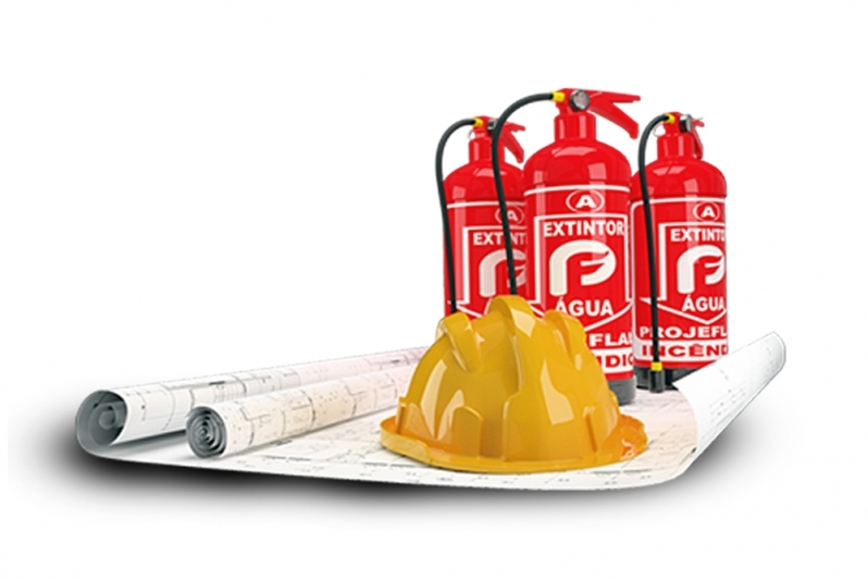 Projeto Profissional contra Incêndio - R & C Consultoria Empresarial
