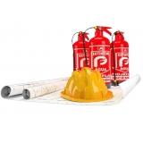 empresa de laudo para bombeiro avcb Água Branca