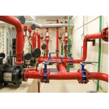 empresa para instalação hidráulica prediais contra incêndio Cotia