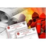 empresa que faz avcb bombeiros laudo Sumaré