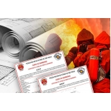 empresa que faz avcb bombeiros laudo Alto da Lapa