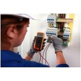 engenharia e laudo de elétrica industrial