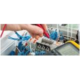 instalação e engenharia elétrica comercial