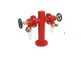 hidrante de recalque Parelheiros