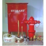 hidrante completo para prédios
