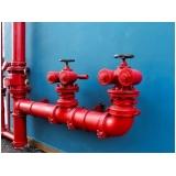 hidrante duplo para edifícios