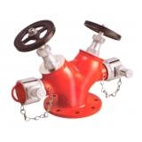hidrante duplo