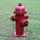 hidrante para incêndio Engenheiro Goulart