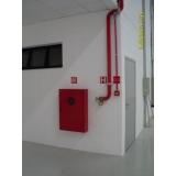 hidrante para prédios Suzano