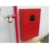 hidrante para edifícios comerciais