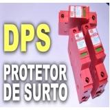 instalação de DPS na Anália Franco