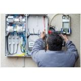 instalação e engenharia elétrica comercial Guaianases