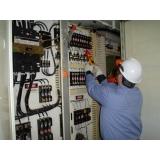instalação elétrica para escritórios preço São Bernardo do Campo