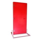 instalação de porta corta fogo para condomínio empresarial