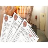 laudo técnico clcb para hospitais Santa Isabel