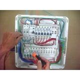manutenção de instalação elétrica comercial na Santa Cecília