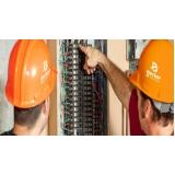 manutenção de instalação elétrica em alvenaria estrutural em Interlagos