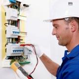 manutenção de instalação elétrica para indústria Campo Limpo