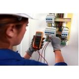 manutenção de instalação elétricas de baixa tensão em Nossa Senhora do Ó