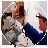 manutenção de instalação elétrica comercial