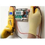 manutenção de instalação elétrica de média tensão