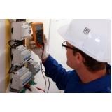 manutenção de instalação elétrica para indústria