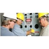 manutenção de instalação elétricas alta tensão