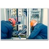 manutenção de instalação elétricas industriais