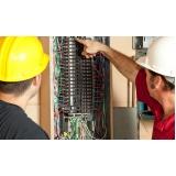 manutenção de instalação elétricas prediais