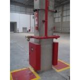 onde encontrar hidrante de coluna Franco da Rocha